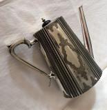 Ceainic Art Deco argintat, anii 1910 | arhiva Okazii.ro