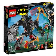 LEGO DC Super Heroes - Robotul Batman contra Robotul Poison Ivy 76117