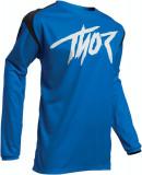 Tricou motocross Thor Sector Link albastru/negru XXL Cod Produs: MX_NEW 29105366PE