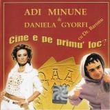 CD Adi Minune & Daniela Gyorfi Cu Dr. Baronu – Cine E Pe Primul Loc? , original