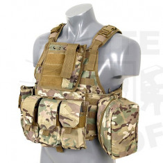 Vesta tactica Carrier Side Cummerbund System Multicamo [8FIELDS]