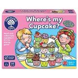 Cumpara ieftin Joc educativ in limba engleza Briosa WHERE'S MY CUPCAKE?