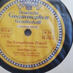 The Evangelimann (Deutsche Grammophon) - DISC PATEFON/GRAMOFON/Stare F.Buna, Alte tipuri suport muzica