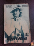 REVISTA CINEMA NR. 312/1936