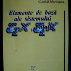 Elemente de baza ale sistemului TEX si plainTEX