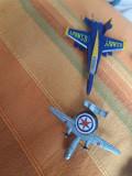 Set machete Avioane, 1:1200, Majorette