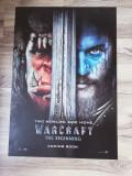 Cumpara ieftin Afis film original cinema Warcraft The Beginning 2016 teaser