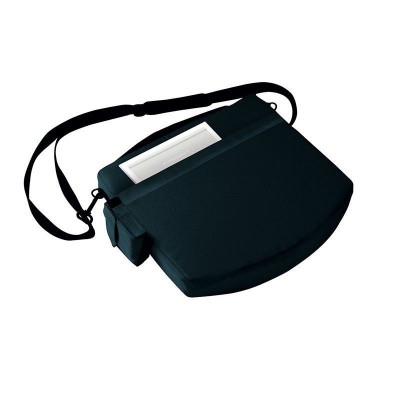 Perna electrica portabila pentru scaun CE3741, 10 W, acumulator Li-Ion, curea transport foto