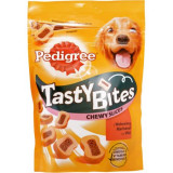 Cumpara ieftin Hrana uscata pentru caini, feliute gumate Tasty Bites, Pedigree, 155g