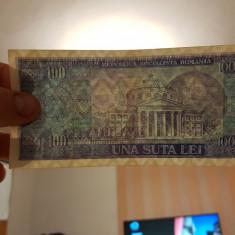100 lei 1966 aUNC