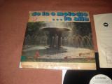 De La O Melodie... La Alta 5 (cu piesa inedita Dida & FFN)(1977) vinil stare VG+