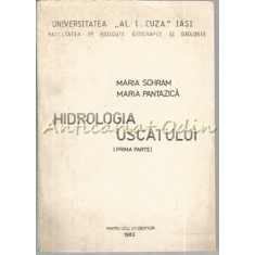 Hidrologia Uscatului - Maria Schram, Maria Pantazica - Prima Parte