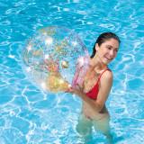 Minge Gonflabila Transparenta pentru Plaja sau Piscina 70 cm diametru