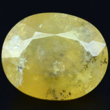 superb ! opal natural mare galben oval cut!! ideal pentru pandantiv /inel