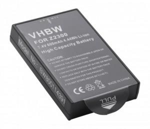 Acumulator pentru polaroid instant camera z2300 u.a. 7.4v, li-ion, 600mah, ,