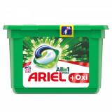 Detergent de rufe Ariel All in 1 Pods Oxi Effect, 13 x 30 ml