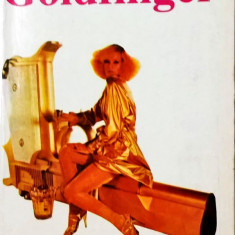 Ian Fleming - Goldfinger - 1030 (carte pe limba maghiara)