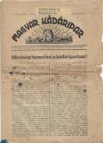 Magyar kadaripar mai 1944 nr 3 ziar vechi maghiar al doilea razboi mondial