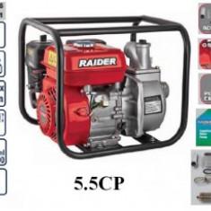 Motopompa benzina 5.5CP, Raider RD-GWP01