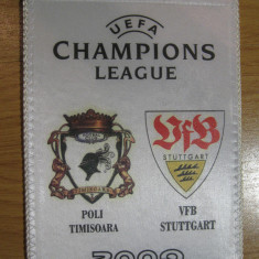 Poli Timisoara-VFB Stuttgart - 2009