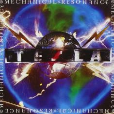 Tesla Mechanical Resonance (cd)