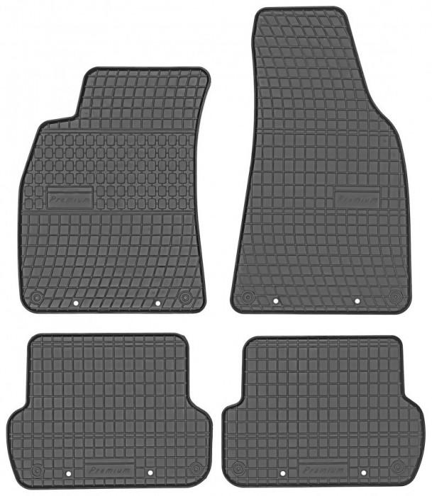 Covorase cauciuc Audi A4 B6/B7 (2000-2007)