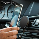Incarcator wireless Qi prindere magnetica pentru iPhone X 8 Samsung S6/S7/S8/S9/S9 Plus