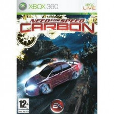 Need for Speed Carbon XB360