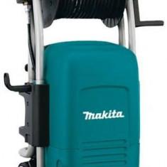 Aparat de spalat cu presiune Makita HW151, 2500 W, 150 bar, 500 l/h debit apa, 50°C temperatura maxima, 10 m lungime furtun