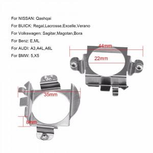 Adaptor bec LED FAR VW Nissan Mercedes Benz Audi BMW faza lunga/scurta