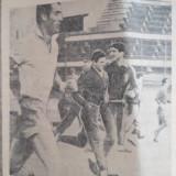 Rapid Bucuresti ziare Sport anii 1968-1974.