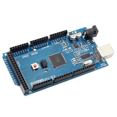 Arduino Mega 2560 R3 MEGA2560 (ATmega2560 + CH340) (a.494) foto