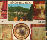 CPI B12564 CARTE POSTALA - MANASTIREA SECU, JUD. NEAMT, Necirculata, Fotografie