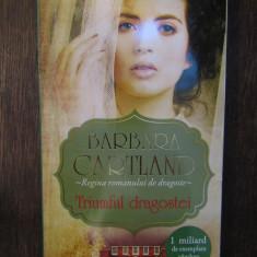 TRIUMFUL DRAGOSTEI - BARBARA CARTLAND