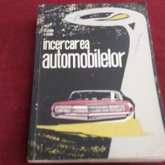 ST POPA - INCERCAREA AUTOMOBILELOR