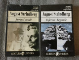August Strindberg - Jurnal ocult + Inferno. Legende (autograf Gabriela Melinescu