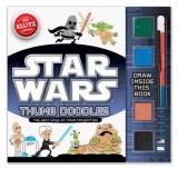 Star Wars Thumb Doodles: The Epic Saga at Your Fingertips