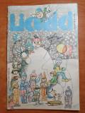 Revista pentru copii - licurici februarie 1990