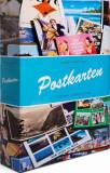Album pentru 600 carti postale, cu 50 file transparente - 347 771