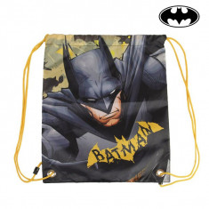Geantă Rucsac cu Bretele din Frânghie Batman (31 x 38 cm)