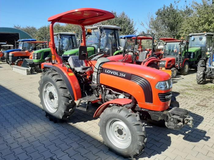 Tractor nou Lovol- 354 ROPS
