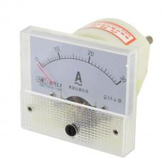 Ampermetru analogic de panou, 30A AC, cu sunt incorporat - 111480