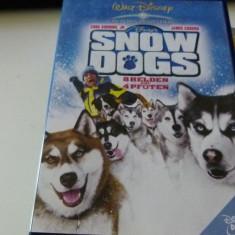 snow dogs - dvd