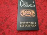 Invataturile lui Don Juan - Carlos Castaneda RF14/1, Alta editura, 1980