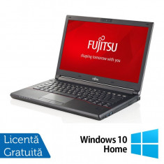 Laptop FUJITSU SIEMENS Lifebook E544, Intel Core i5-4210M 2.60GHz, 16GB DDR3, 120GB SSD, 14 Inch + Windows 10 Home, 16 GB