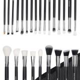 Set 25 Pensule Machiaj Exclusive Glam Black + Borseta Cadou