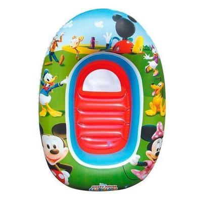 Barca gonflabila pentru copii Bestway, 102 x 69 cm, Multicolor foto