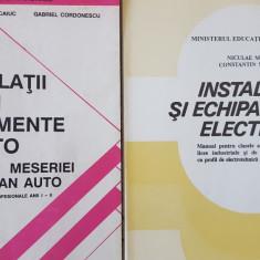 Instalatii si Echipamente Auto - Electrice