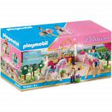 Lectii Regale de Calarie, Playmobil