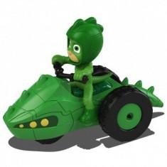 Motocicleta copii 3+ ani Eroi in Pijama Moon Rover cu figurina Gekko